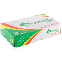 Wrapmaster 3000 Cling Film Refills - 3x300mtr