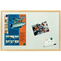 Esselte Magnetic Whiteboard 60x90cm