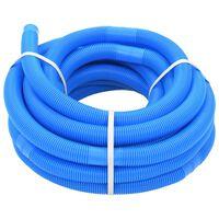 vidaXL Pool Hose Blue 32 mm 15.4 m