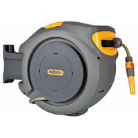 "Hozelock Wall Mounted Hose Reel with 30 m Hose ""Auto Reel"""