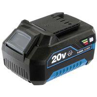 """Draper Tools Battery For Power Interchange Range """"Storm Force"""" 4Ah 20V"""