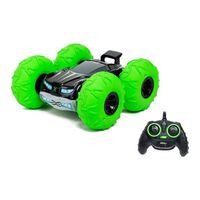 Exost Radio-controlled Toy Stunt Car 360 Tornado Green 1:10