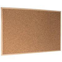 Esselte Standard Cork Pinboard 80x60cm