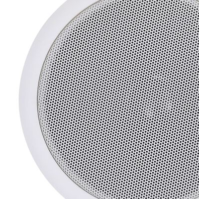 vidaXL Built-in Wall and Ceiling Speakers 2 pcs 120 W
