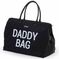 CHILDHOME Diaper Bag Daddy Black CWDBBBL