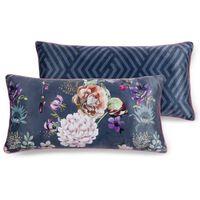 Descanso Decorative Pillow PARMA 30x60 cm Anthracite
