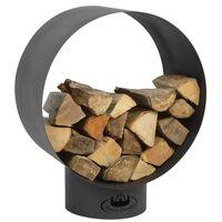 Esschert Design Firewood Storage Round FF282