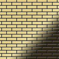 Alloy Pk-bm Metal Mosaic Brass Gold