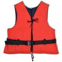 vidaXL Buoyancy Aid 50 N 90+ kg Red