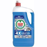 Fairy Professional Antibacterial Washing Up Liquid - 2 x 5ltr