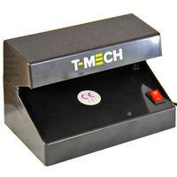 T-Mech 4w UV Counterfeit Money Bank Note Fraud Detector