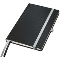 Leitz Style Notebook A5 Squared Black