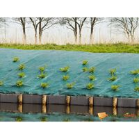 Nature Weed Control Ground Cover 2.1x 25m Green