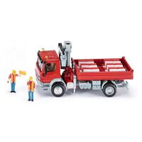 Siku Mercedes Atego Truck with Crane 1:50