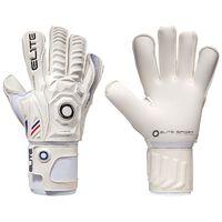 Elite Sport Goalkeeper Gloves  Lion Size 7 White