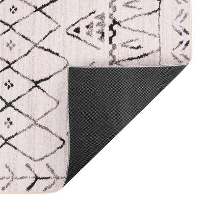 vidaXL Printed Rug Multicolour 80x150 cm Fabric