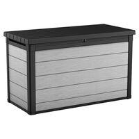 Keter Garden Storage Box Denali 757L Anthracite