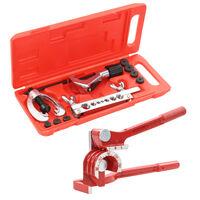 Flaring Tool Kit Set Tube Bender Pipe Repair With Case
