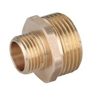 3/4x1/2 Inch Pipe Thread Reducer Nipple Male Thread Reduction