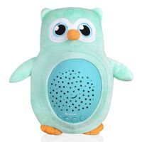 Baninni Projector Lamp Owl Mint