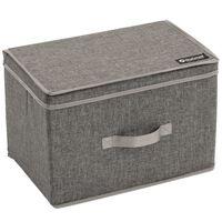 Outwell Folding Storage Box Palmar L Grey Polyester 470356