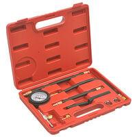 vidaXL Gasoline Diesel Pressure Test Kit
