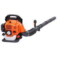 vidaXL Petrol Backpack Leaf Blower 900 m³/h  42.7 cc