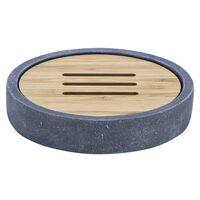 RIDDER Soap Dish Cement Grey