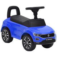 vidaXL Step Car Volkswagen T-Roc Blue
