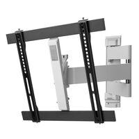 One For All Full-motion TV Bracket 32- 65 White and Black