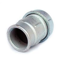 1/2 Inch x 20mm Pipe Compression Joint Female Thread Connector Union