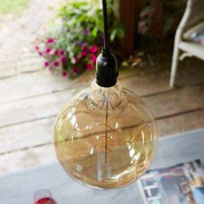 Luxform Battery LED Garden Bulb Sphere