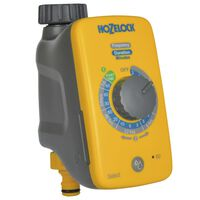 Hozelock Water Timer Select Yellow and Grey