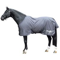 Covalliero Outdoor Horse Blanket RugBe Zero 155 cm Grey
