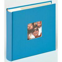 Walther Design Photo Album Fun Memo 10x15cm Ocean Blue 200 Photos