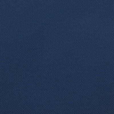 vidaXL Sunshade Sail Oxford Fabric Rectangular 2x2.5 m Blue