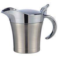 HI Sauce Pot 400 ml Silver
