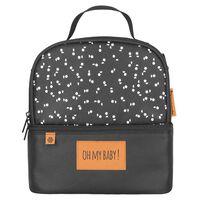 Badabulle Multi-Pocket Cooler Bag Pick & Go Black