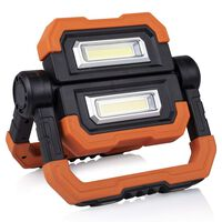 Smartwares LED Rechargeable Butterfly Worklight 21x25x5 cm