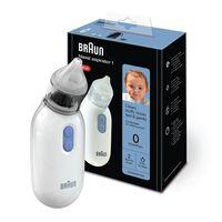 Braun Nasal Aspirator Aspirator1 White