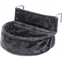TRIXIE Cat Bed for Radiators XXL Dark Grey