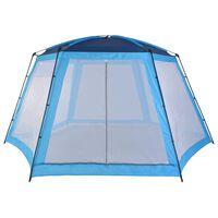 vidaXL Pool Tent Fabric 590x520x250 cm Green