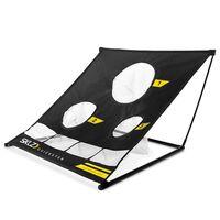 SKLZ Golf Chipping Net Quickster Black and White