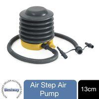 Bestway Air Step 5 Inch / 13 Cm Manually Air Pump Black