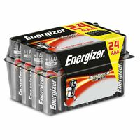 Energizer Aaa Alkaline Power Batteries, 24 Pack