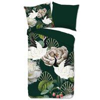 Good Morning Duvet Cover LUUK 135x200 cm Green