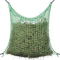 vidaXL Hay Net Square 0.9x3 m PP