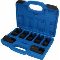 BRILLIANT TOOLS 7 Piece Special Injector Socket Set